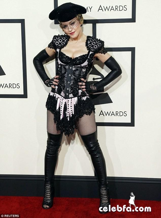 Grammys-2015-Madonna (12)