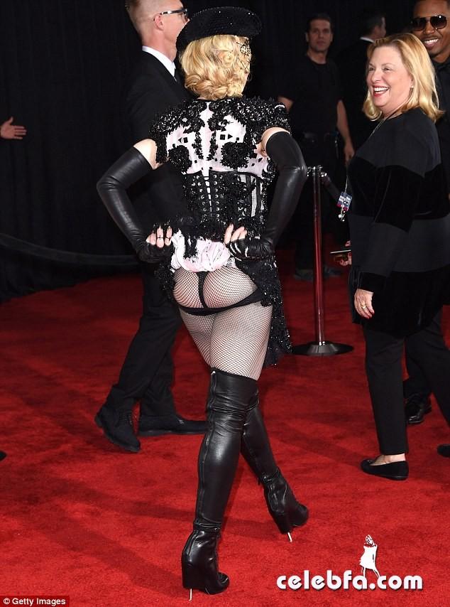 Grammys-2015-Madonna (13)
