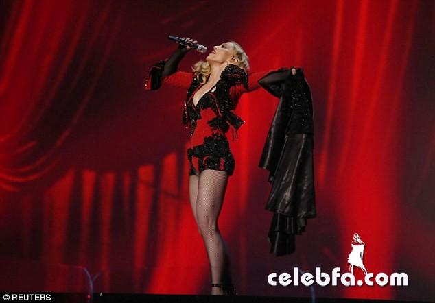 Grammys-2015-Madonna (5)