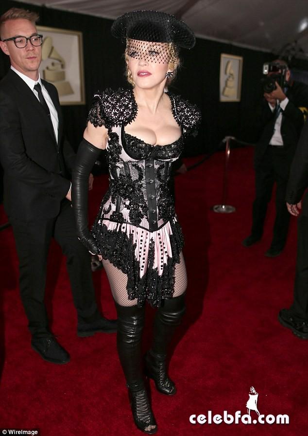 Grammys-2015-Madonna (8)