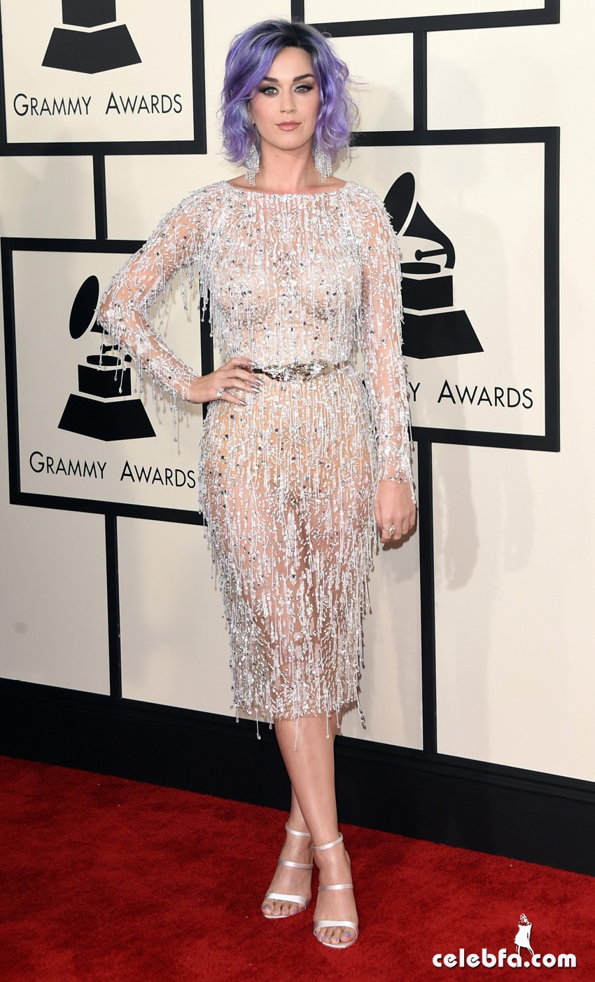Katy Perry - The 57th Annual GRAMMY Awards (4)
