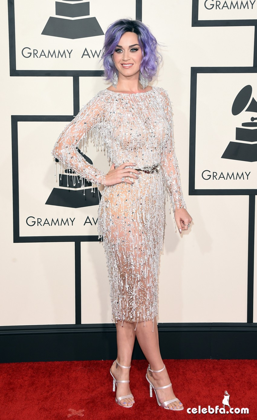 Katy Perry - The 57th Annual GRAMMY Awards (5)