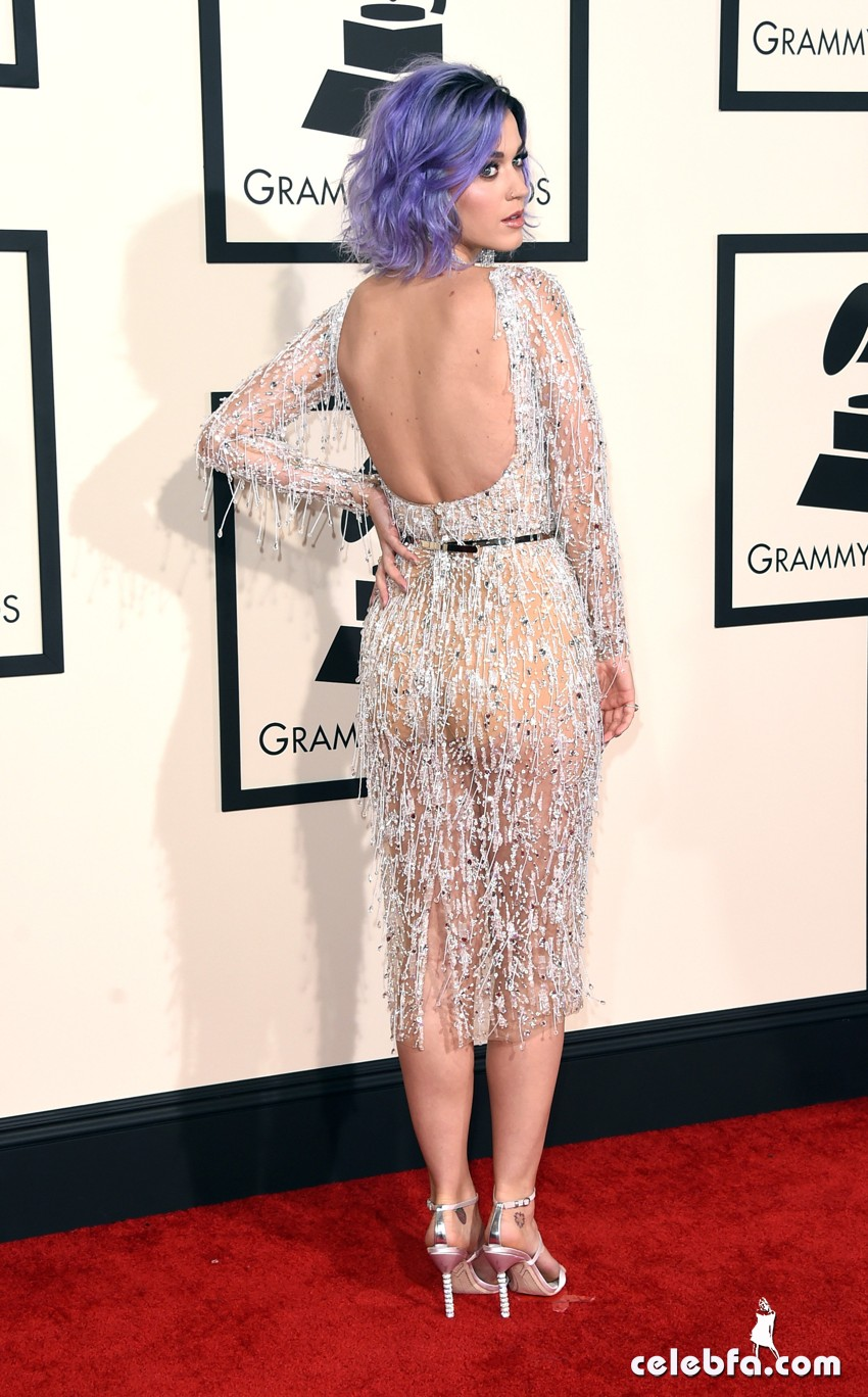 Katy Perry - The 57th Annual GRAMMY Awards (6)