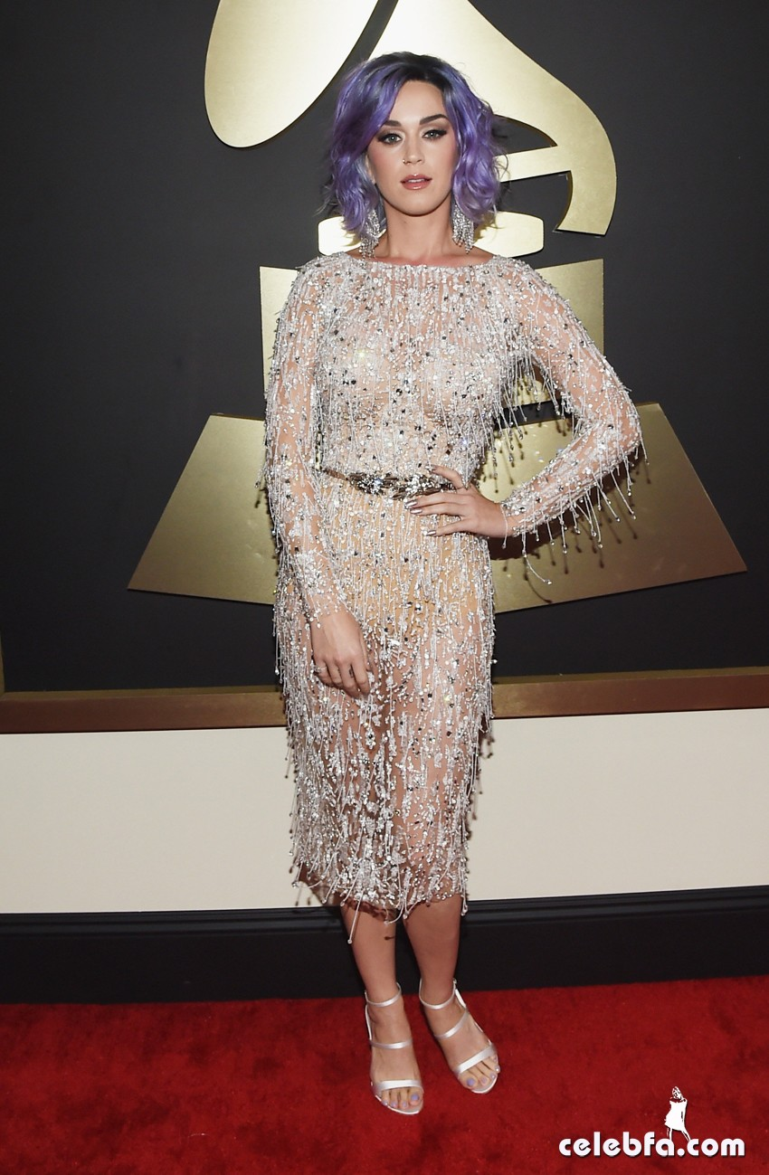 Katy Perry - The 57th Annual GRAMMY Awards (7)