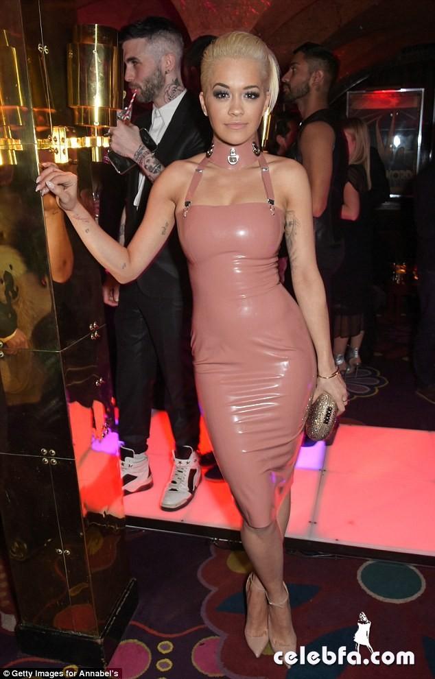 Kim Kardashian & Rita Ora  (17)