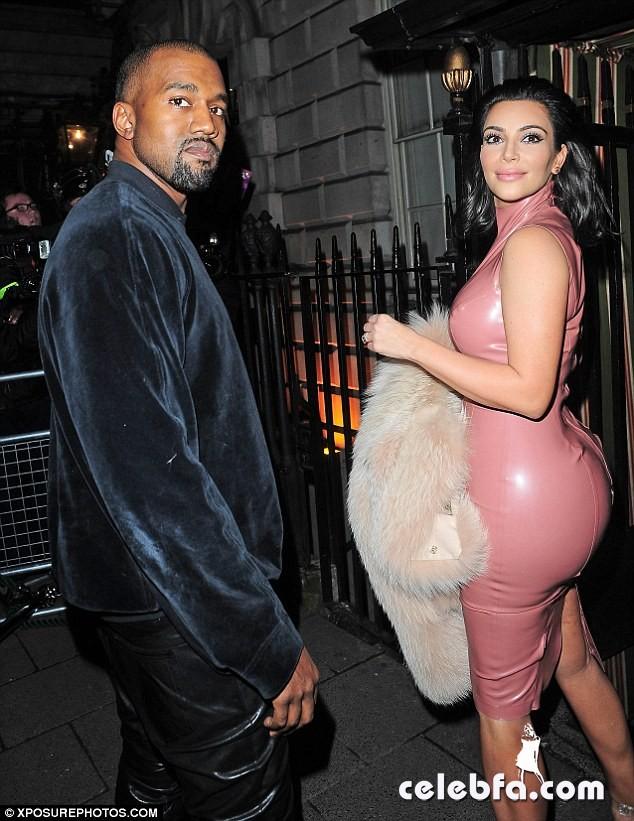 Kim Kardashian & Rita Ora  (3)