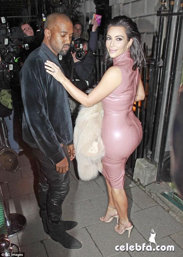 Kim Kardashian & Rita Ora  (5)