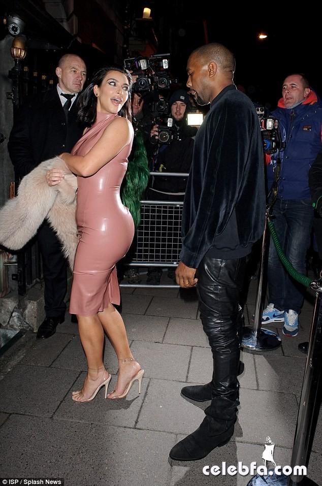 Kim Kardashian & Rita Ora  (7)