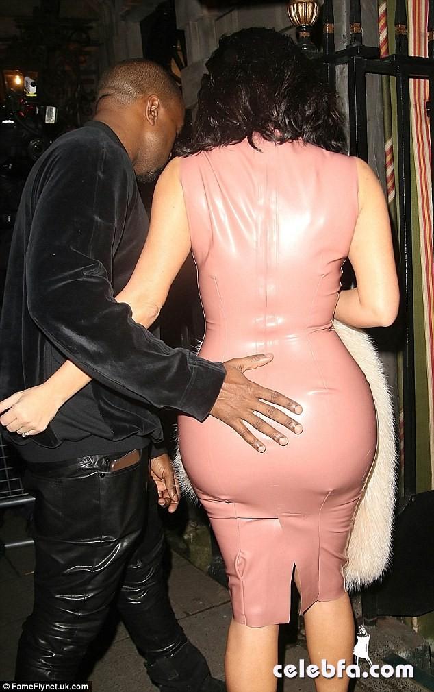 Kim Kardashian & Rita Ora  (8)