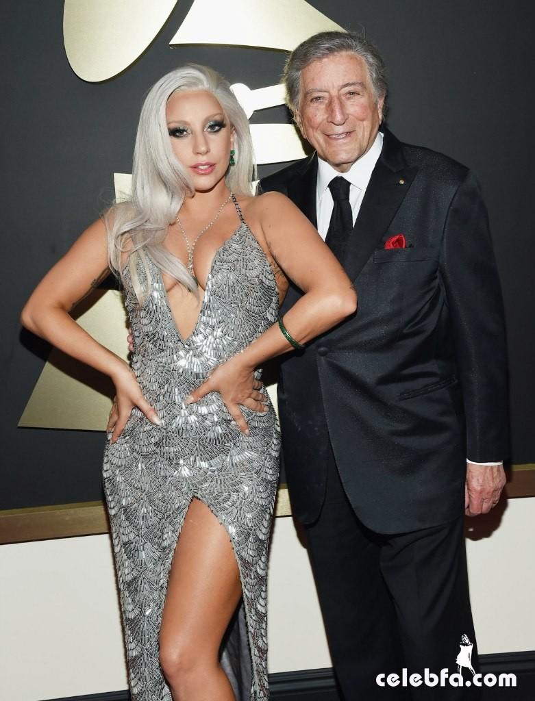 Lady Gaga - The 57th Annual GRAMMY Awards (8)