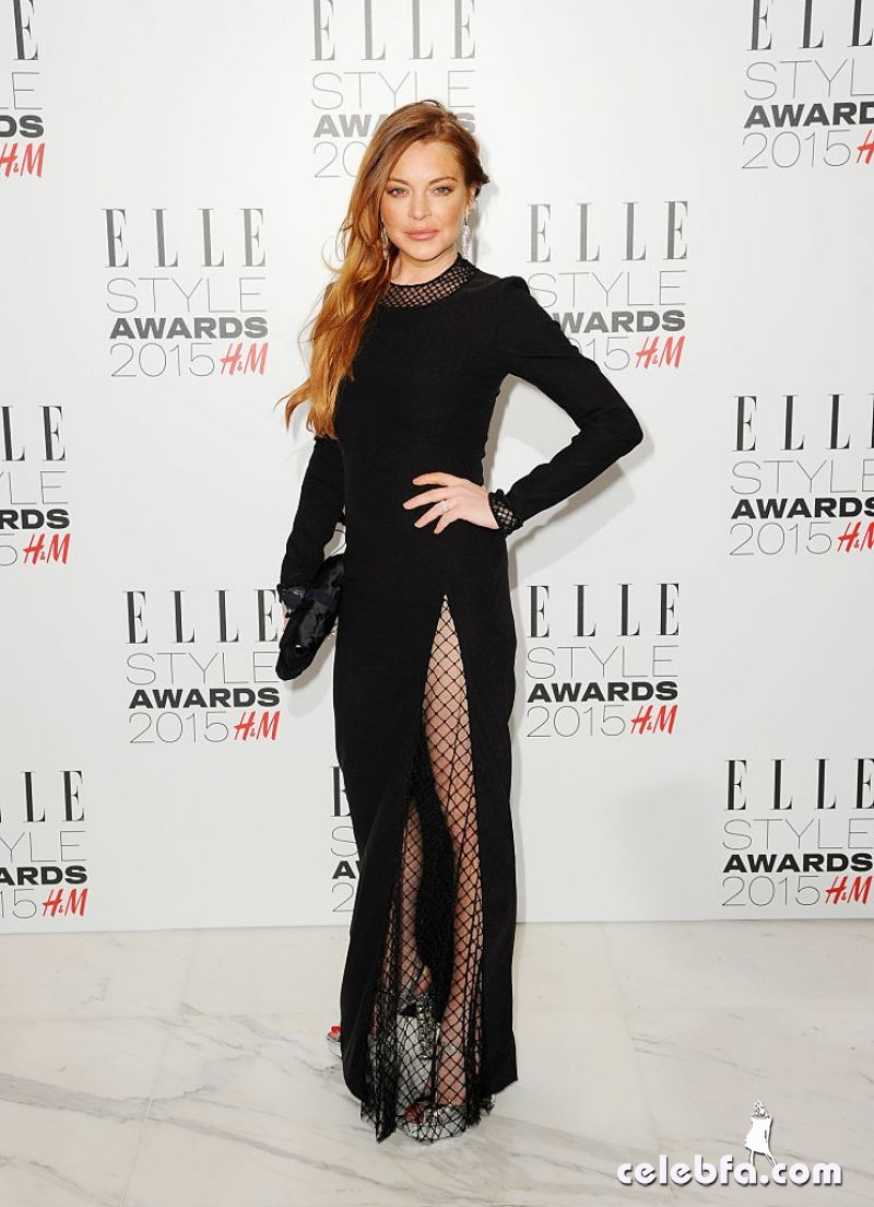 lindsay-lohan-2015-elle-style-awards-in-london (2)