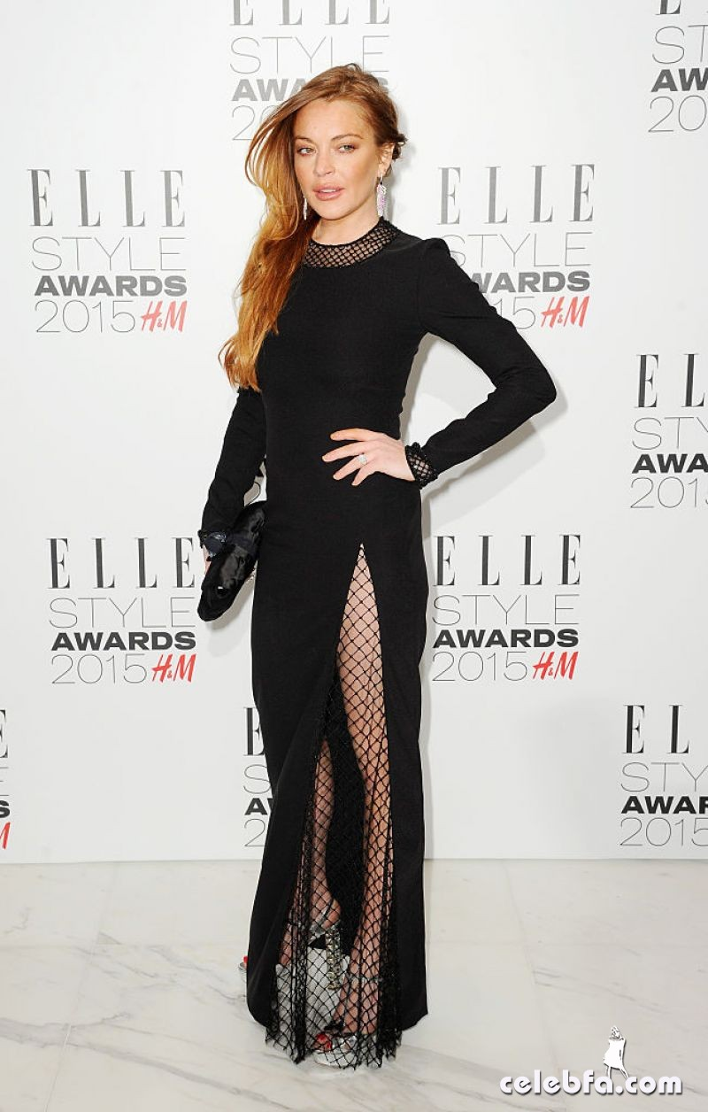 lindsay-lohan-2015-elle-style-awards-in-london (3)