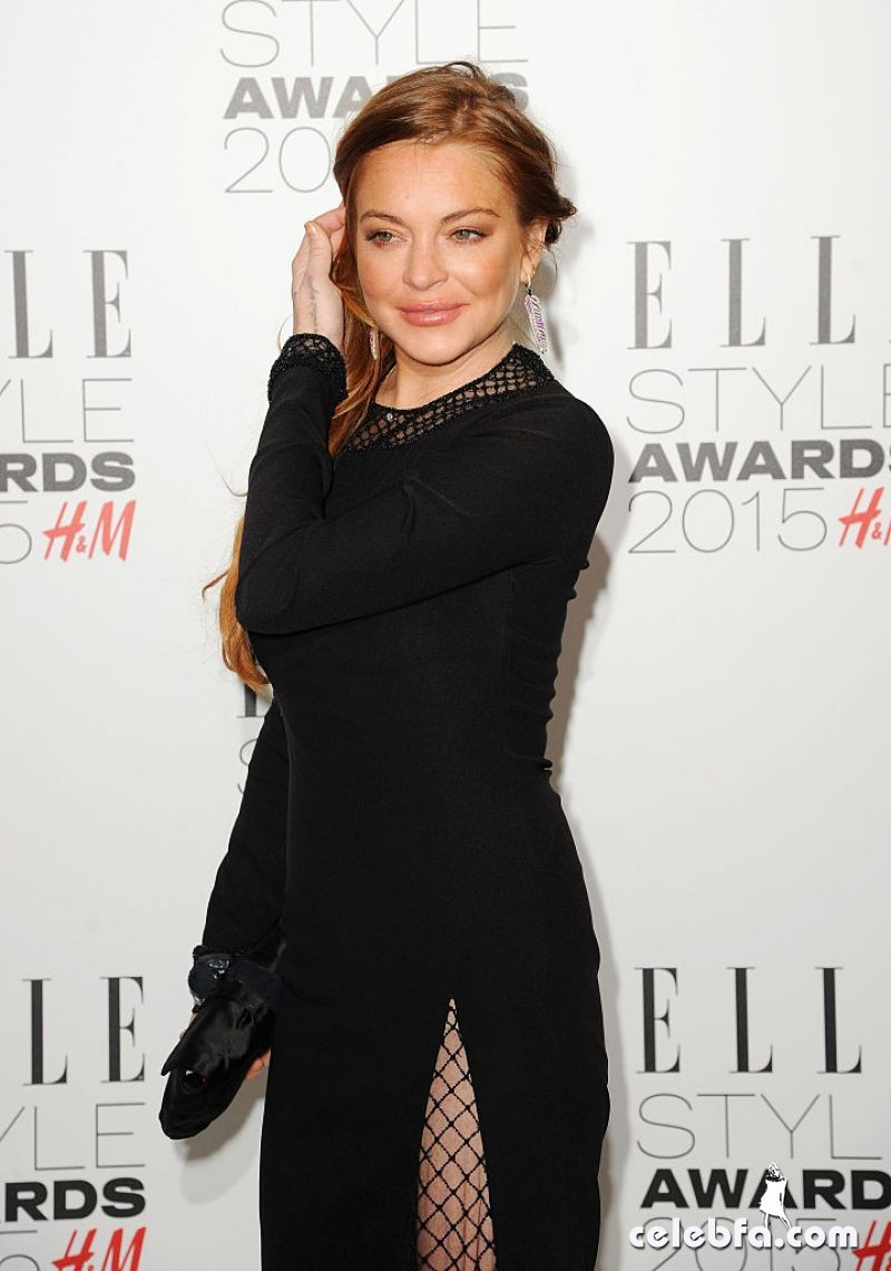 lindsay-lohan-2015-elle-style-awards-in-london (4)