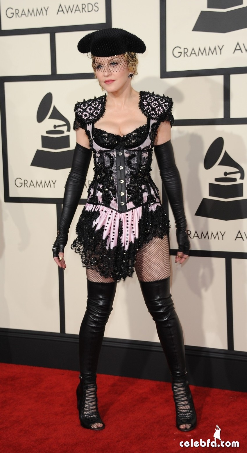 Madonna - The 57th Annual GRAMMY Awards (1)