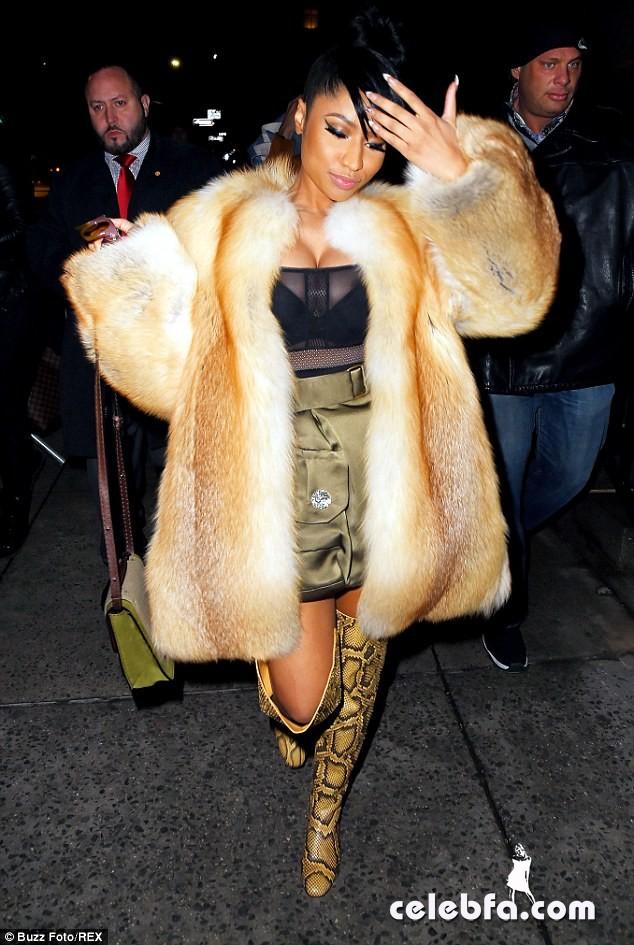 Nicki-Minaj-NYFW-Marc-Jacobs (7)