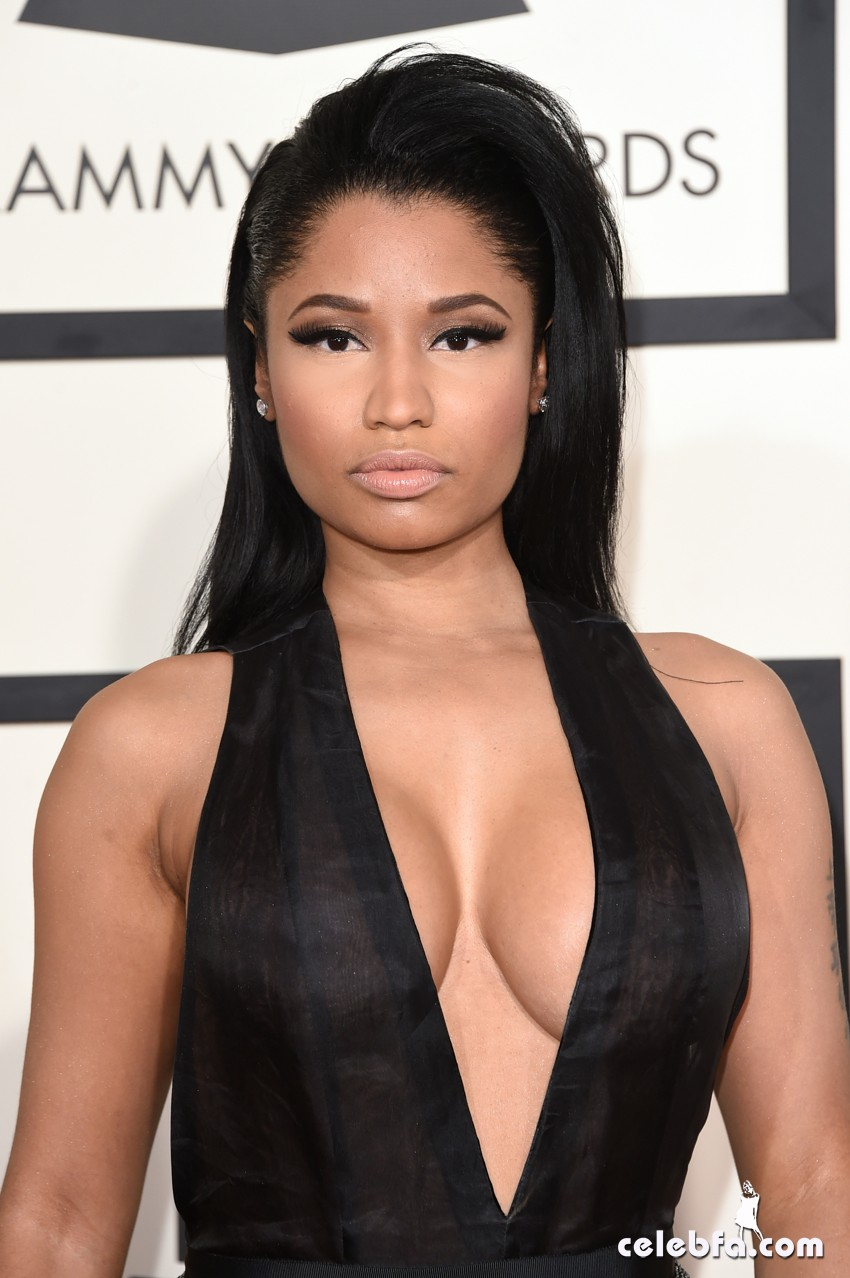 Nicki Minaj - The 57th Annual GRAMMY Awards (1)