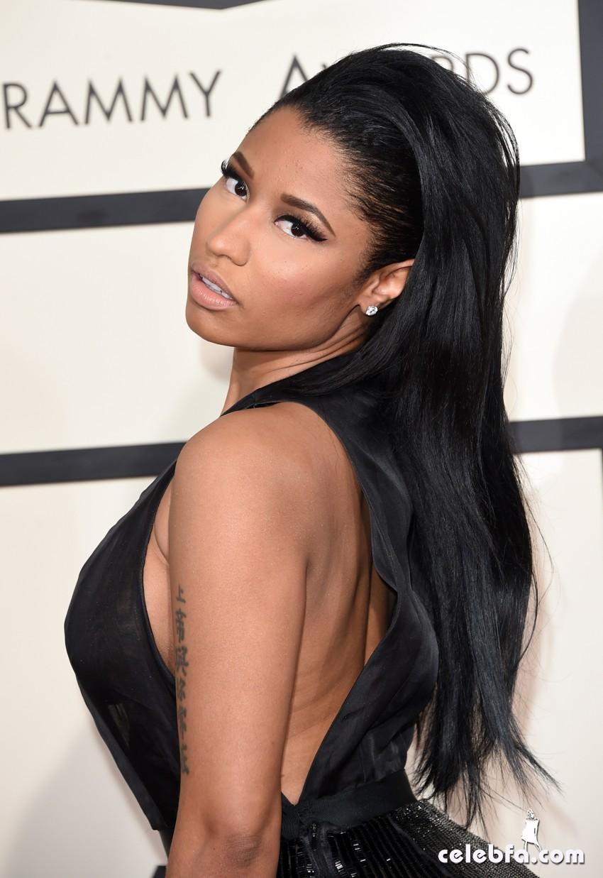 Nicki Minaj - The 57th Annual GRAMMY Awards (3)