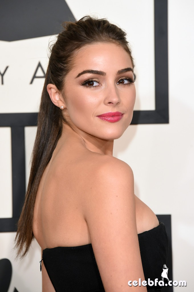 Olivia Culpo - 57th Annual Grammy Awards (2)
