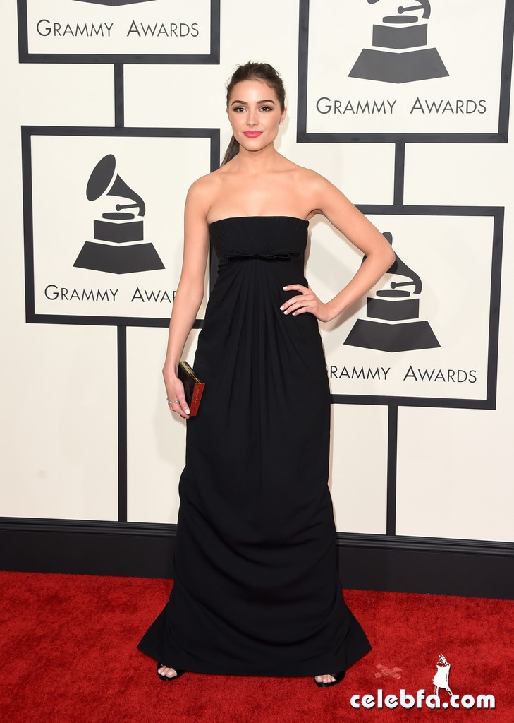 Olivia Culpo - 57th Annual Grammy Awards (3)