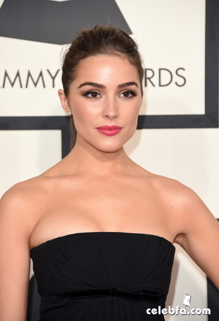 Olivia Culpo - 57th Annual Grammy Awards (4)