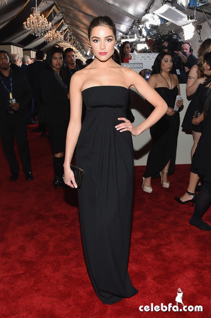Olivia Culpo - 57th Annual Grammy Awards (5)