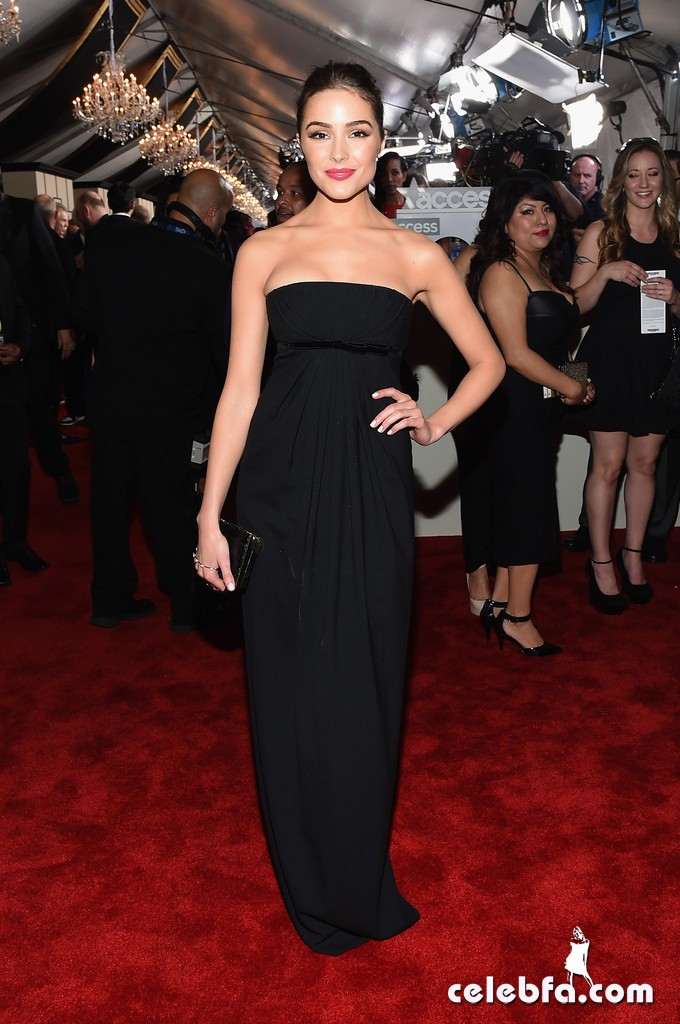 Olivia Culpo - 57th Annual Grammy Awards (6)