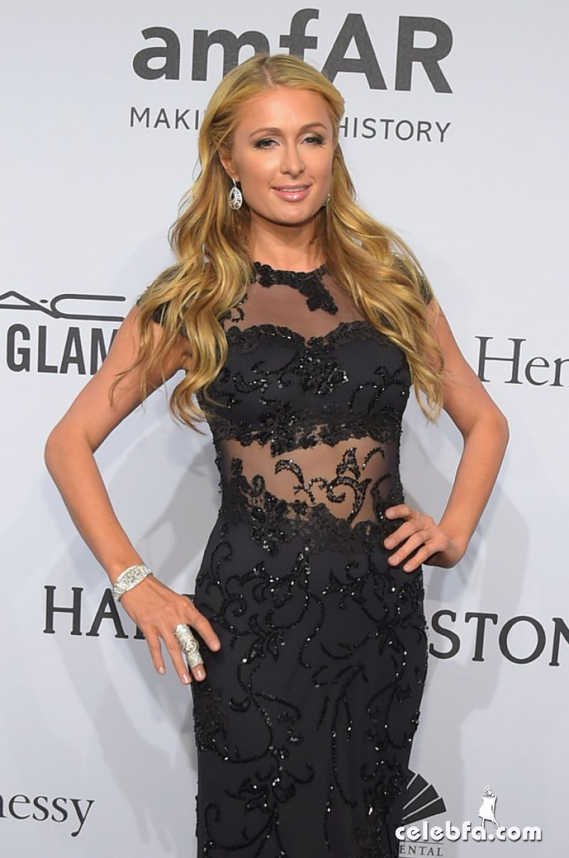 paris-hilton-2015-amfar-new-york (1)