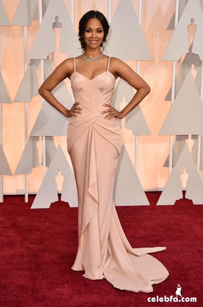 zoe-saldana-2015-oscars-red-carpet (2)