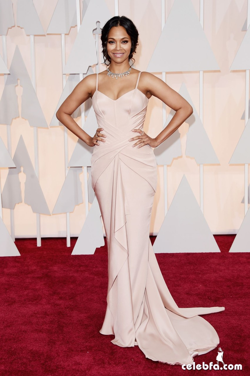 zoe-saldana-2015-oscars-red-carpet (3)