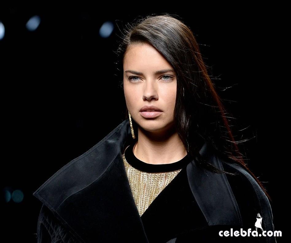 adriana-lima-balmain-fashion-show (4)