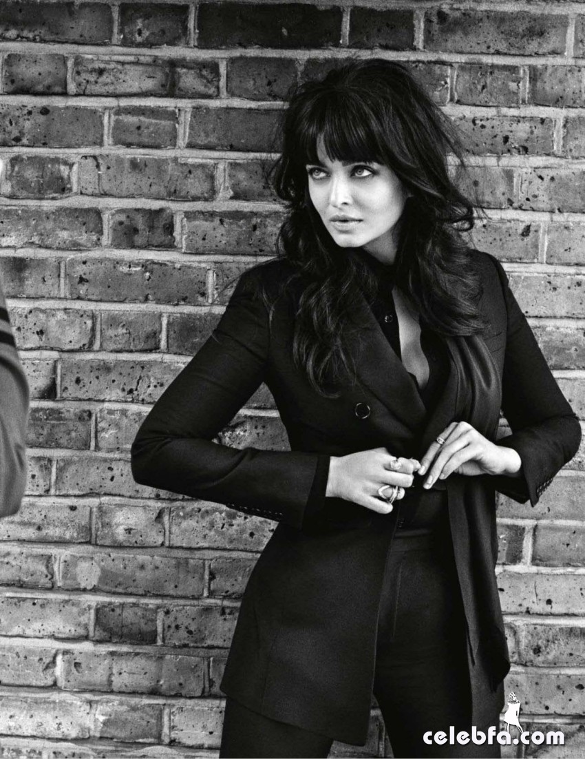 Aishwarya Rai Vogue India March 2015  (3)