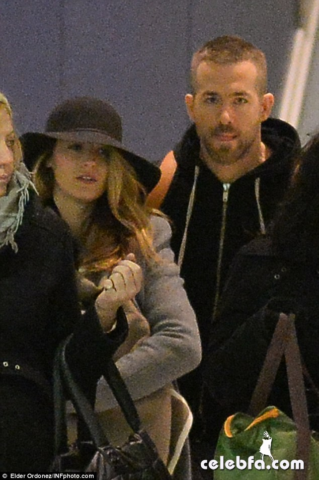 Blake Lively and Ryan Reynolds (8)