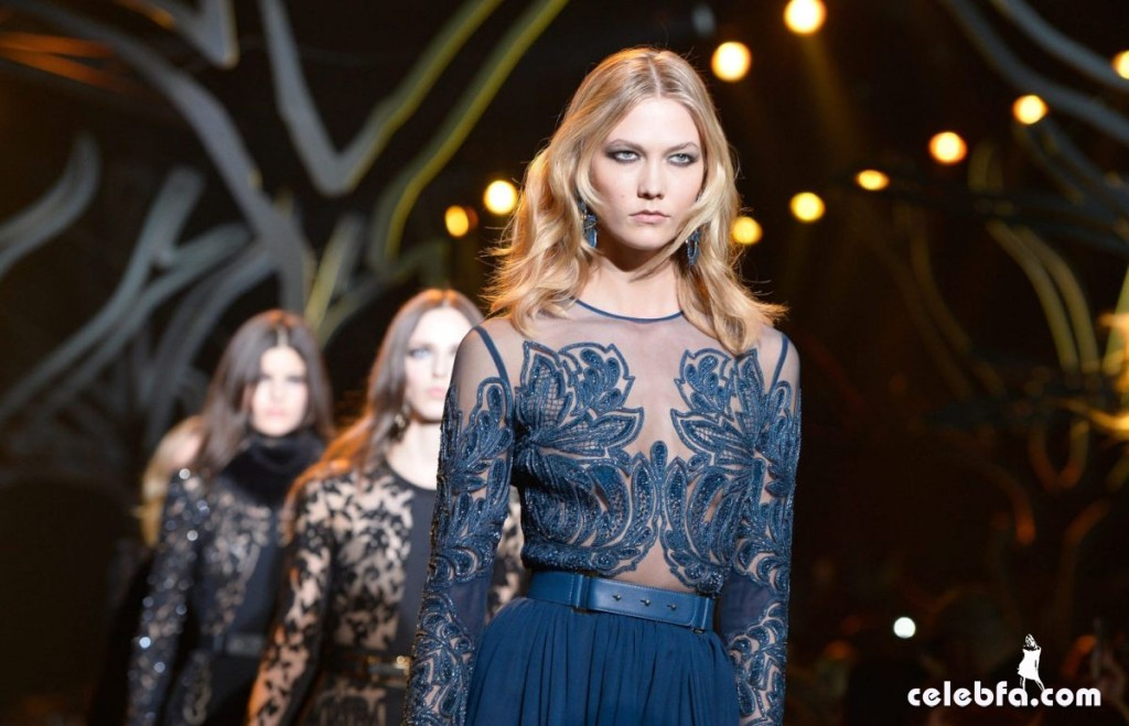 karlie-kloss-at-elie-saab-fashion-show-in-paris (2)
