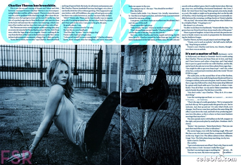 Charlize Theron – Esquire USA May 2015  (3)