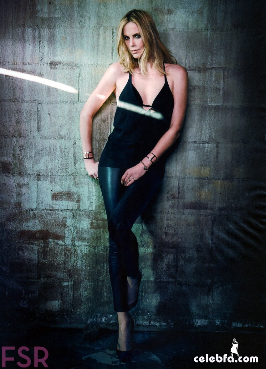 Charlize Theron – Esquire USA May 2015  (5)