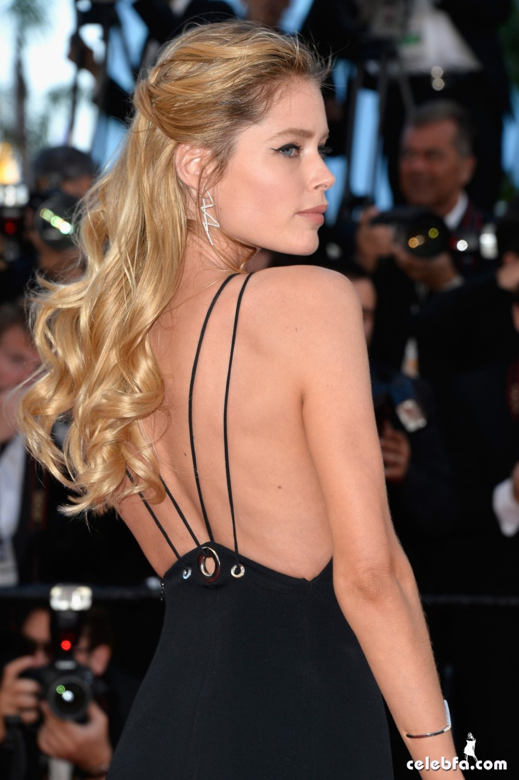 Doutzen Kroes at the Youth  Cannes Film Festival (2)