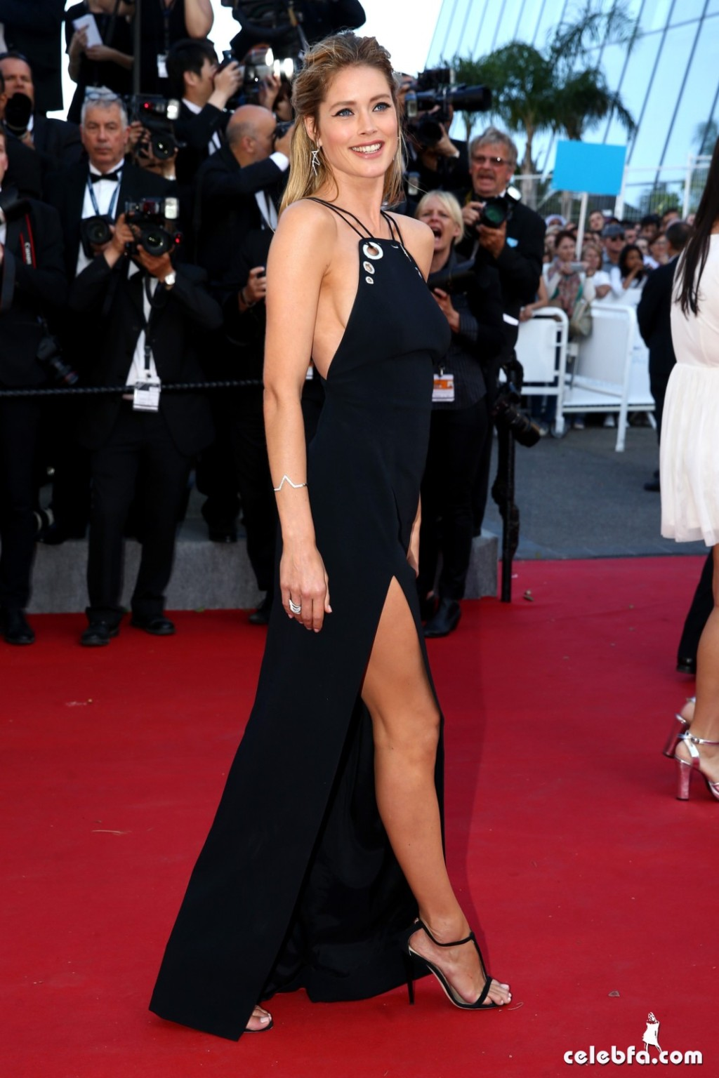 Doutzen Kroes at the Youth  Cannes Film Festival (3)
