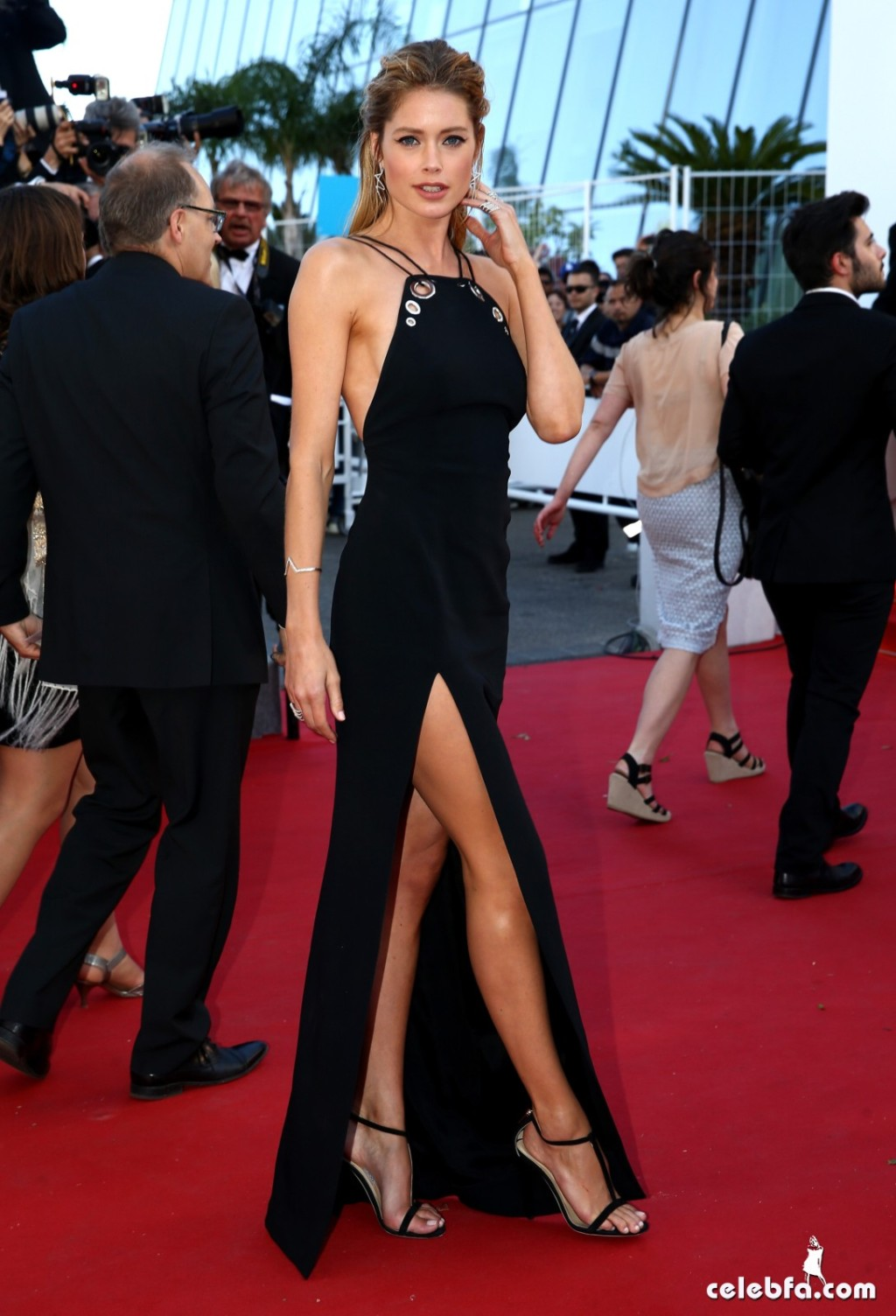 Doutzen Kroes at the Youth  Cannes Film Festival (7)