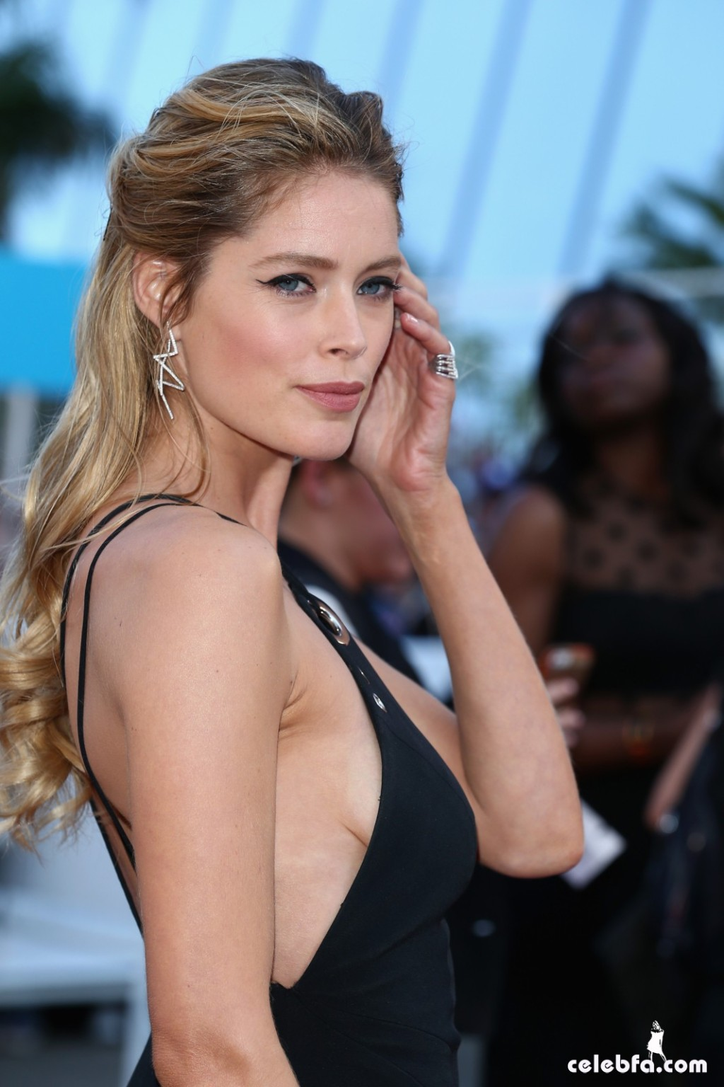 Doutzen Kroes at the Youth  Cannes Film Festival (8)