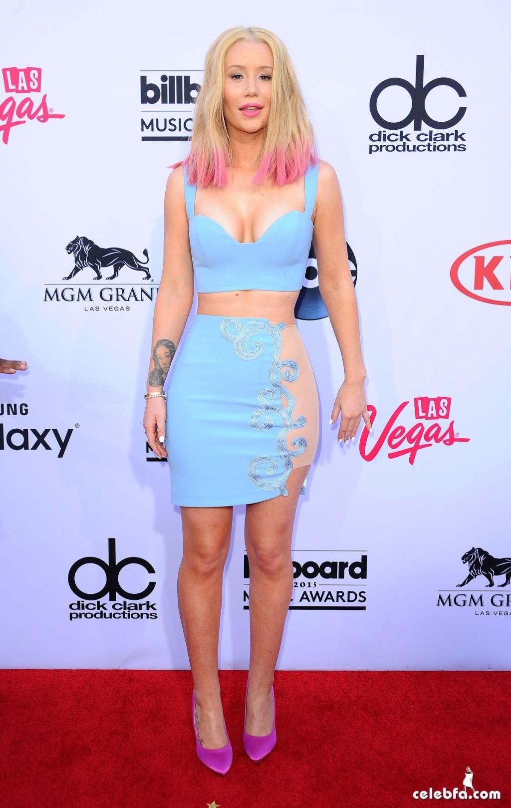 IGGY AZALEA at 2015 Billboard Music Awards (3)