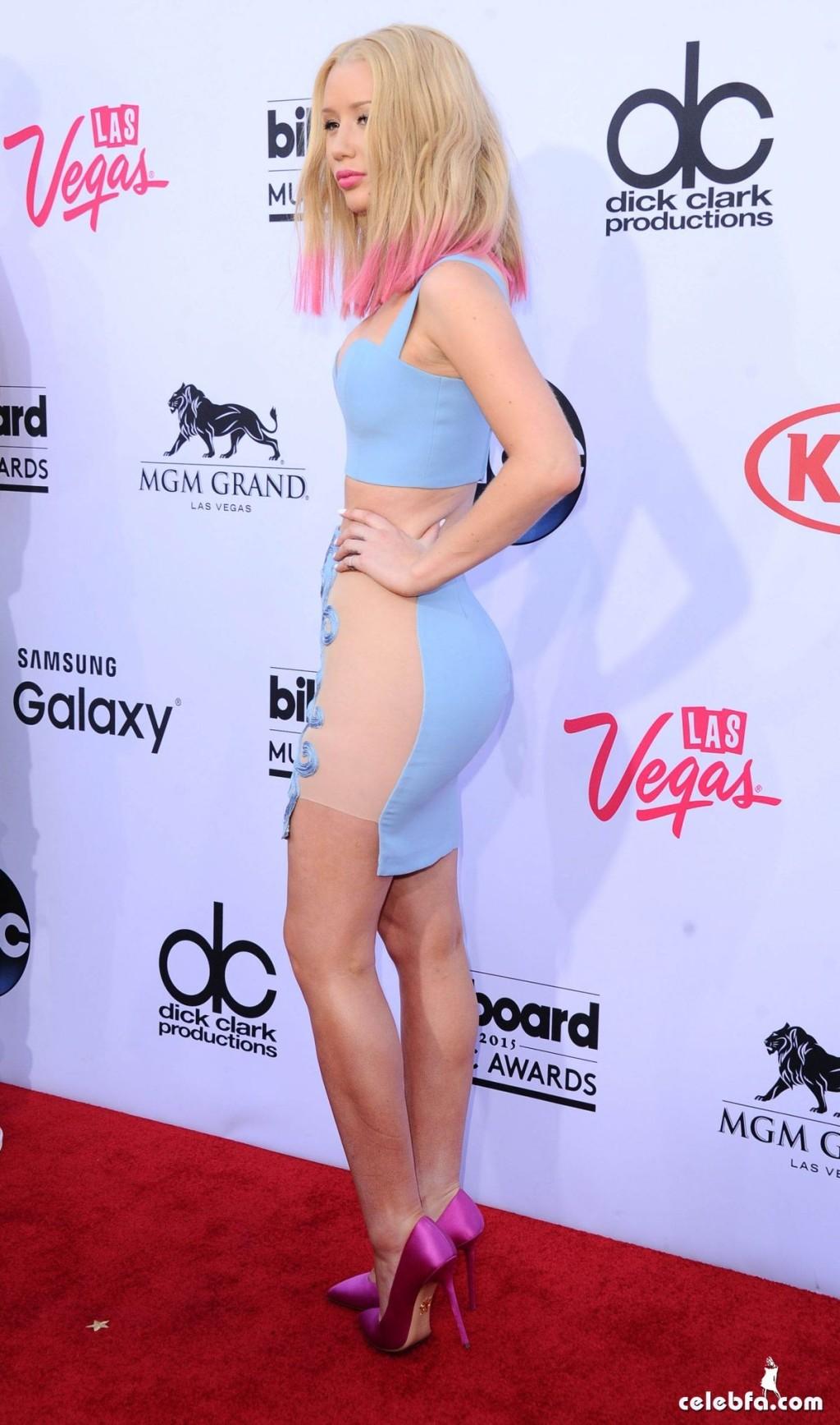 IGGY AZALEA at 2015 Billboard Music Awards (4)