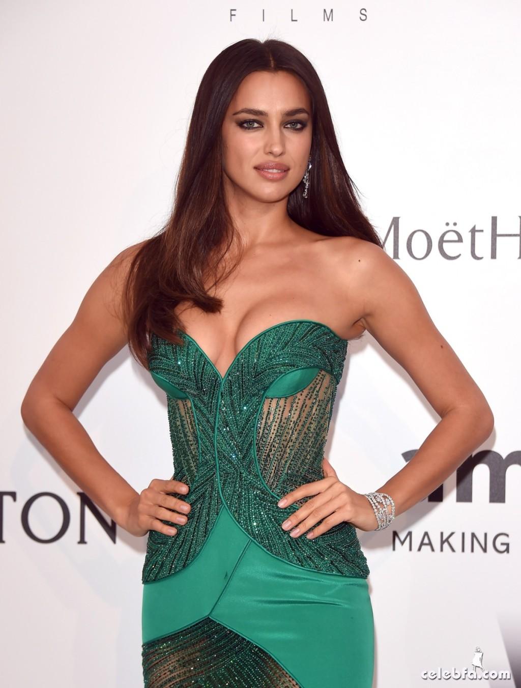 Irina_Shayk_amfAR's Cannes Gala (1)