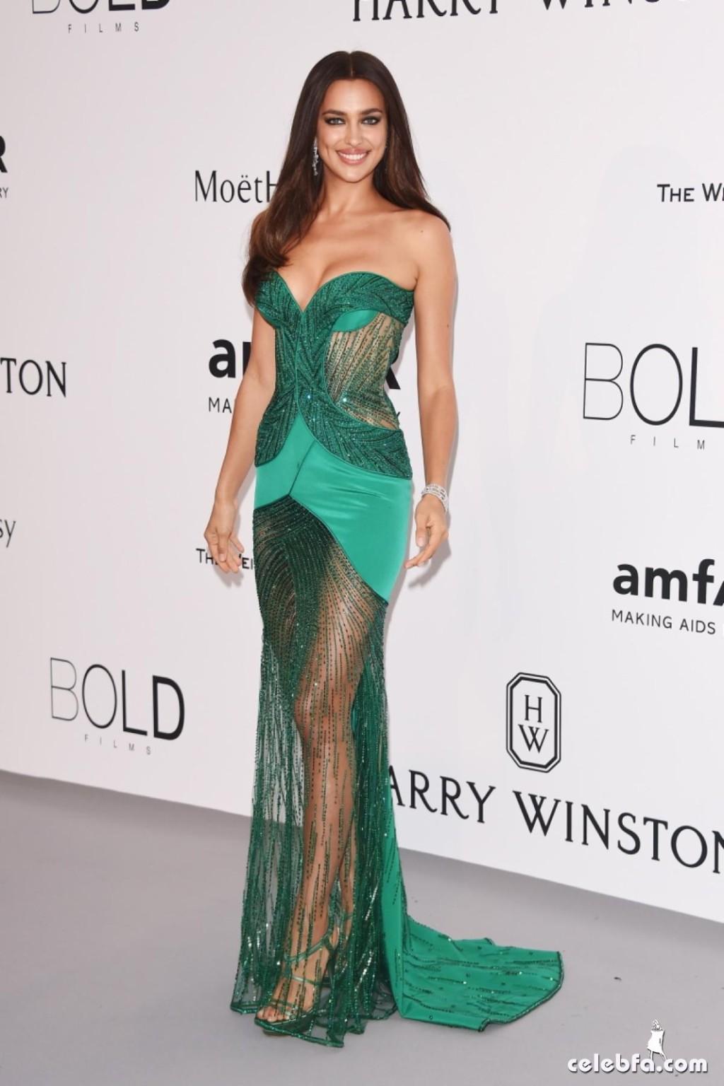 Irina_Shayk_amfAR's Cannes Gala (5)