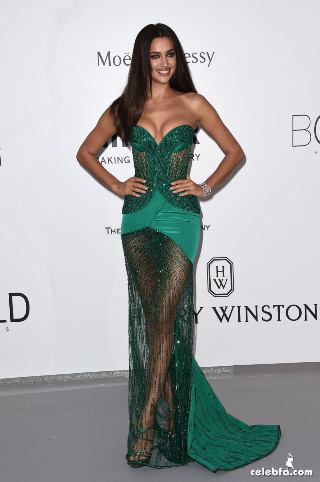 Irina_Shayk_amfAR's Cannes Gala (7)