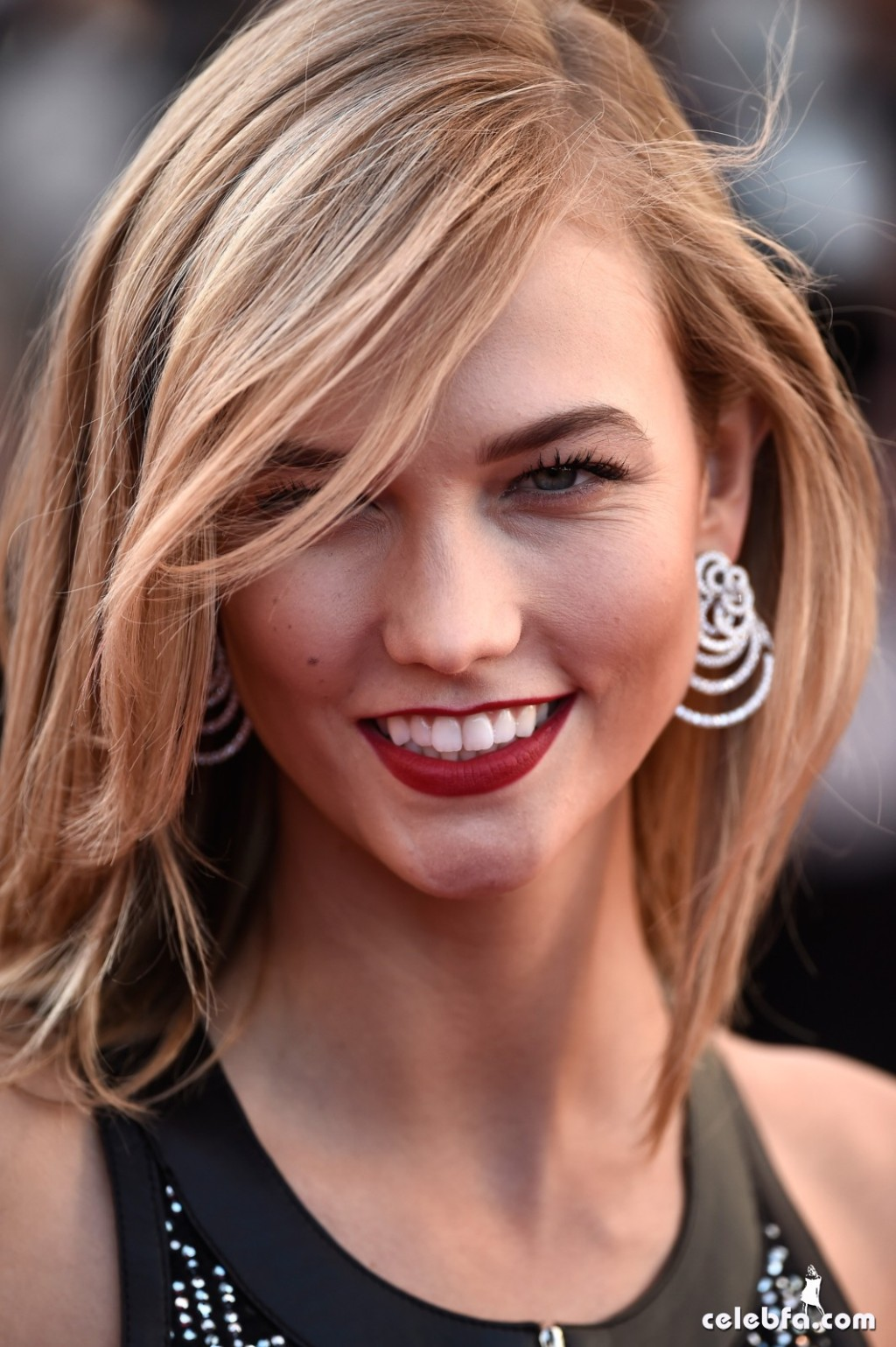 Karlie Kloss at Youth premiere  Cannes Film Festival  (3)