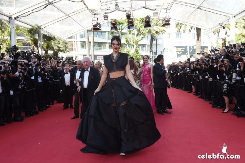 Kendall Jenner Cannes (10)