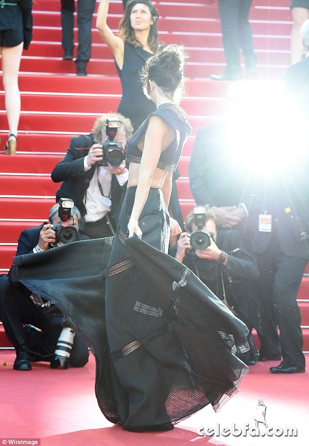 Kendall Jenner Cannes (12)