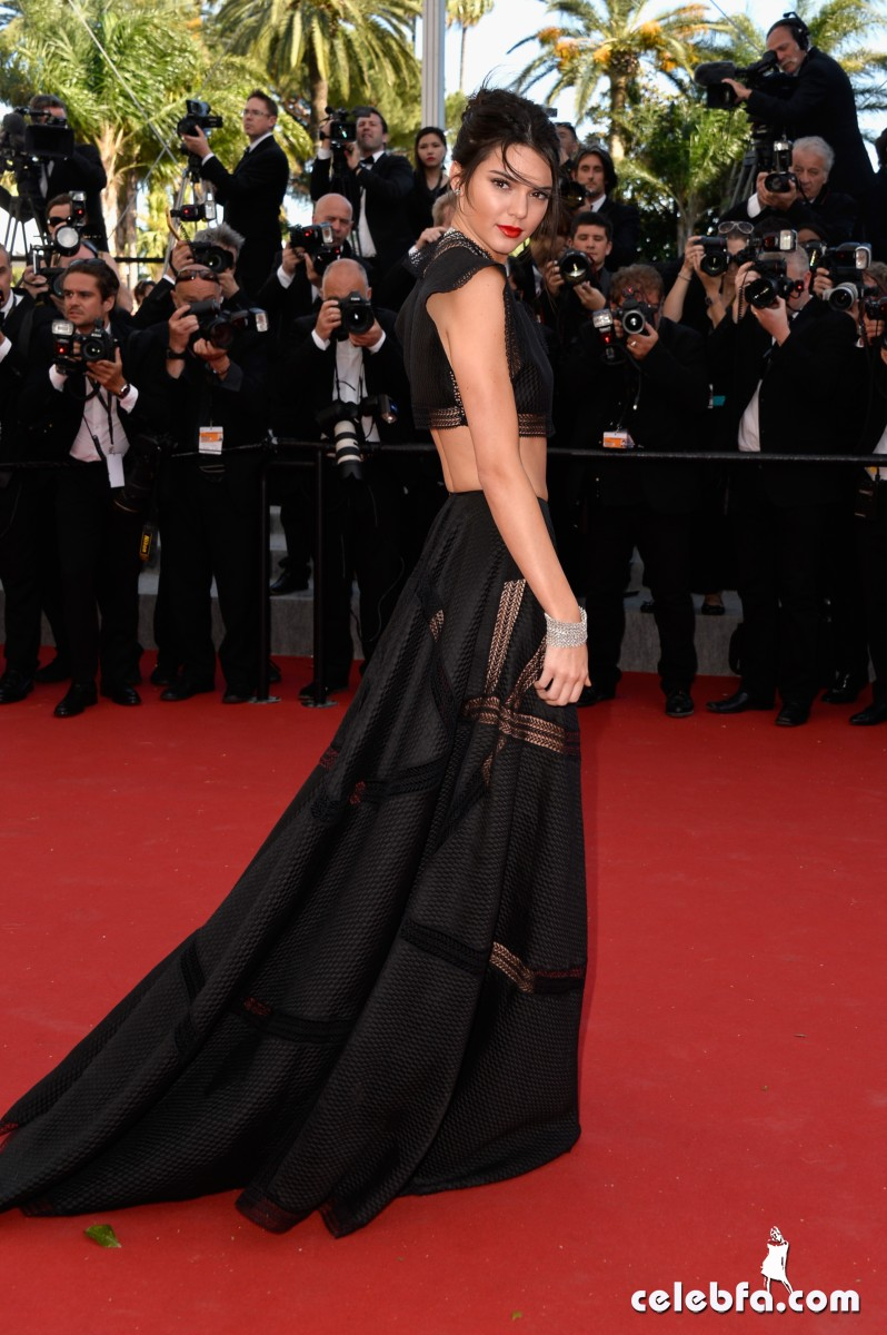 Kendall Jenner Cannes (6)