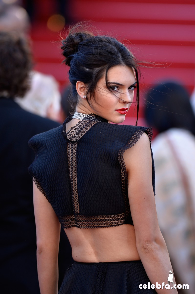 Kendall Jenner Cannes (8)