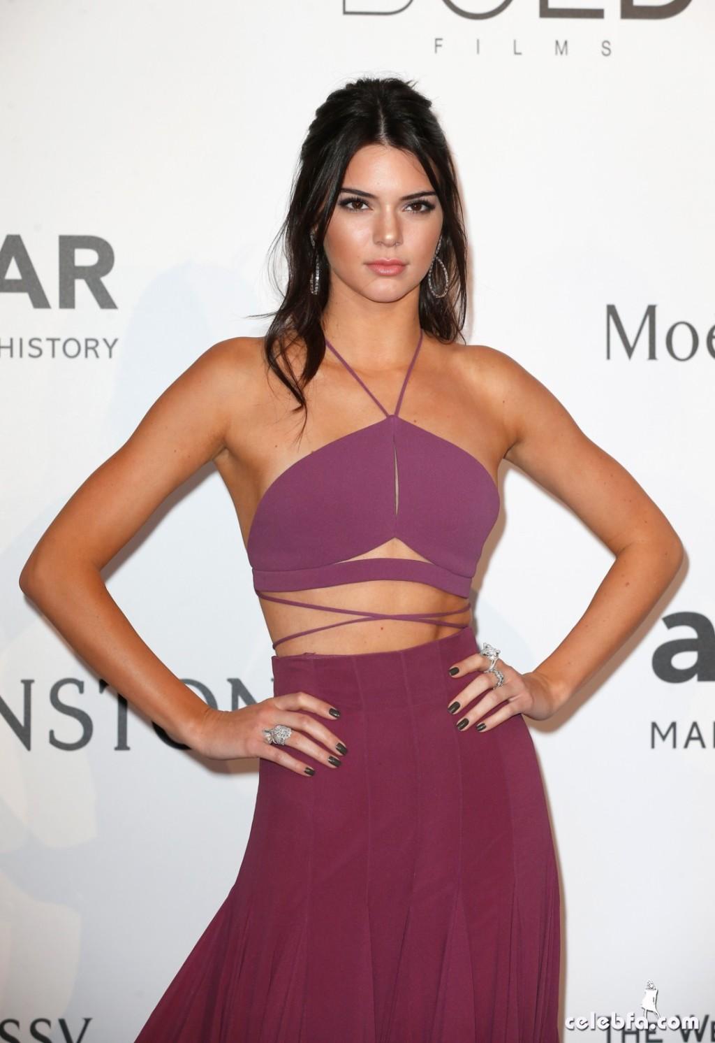 Kendall_Jenner_amfAR's Cannes Gala (12)
